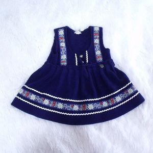 Original Alpenlandische Trachten Dirndl Dress